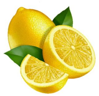 lemon clipart citron