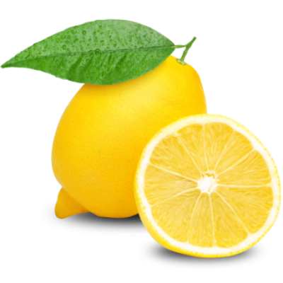 Limon vector lemon fruit. Peel png dlpng clipart