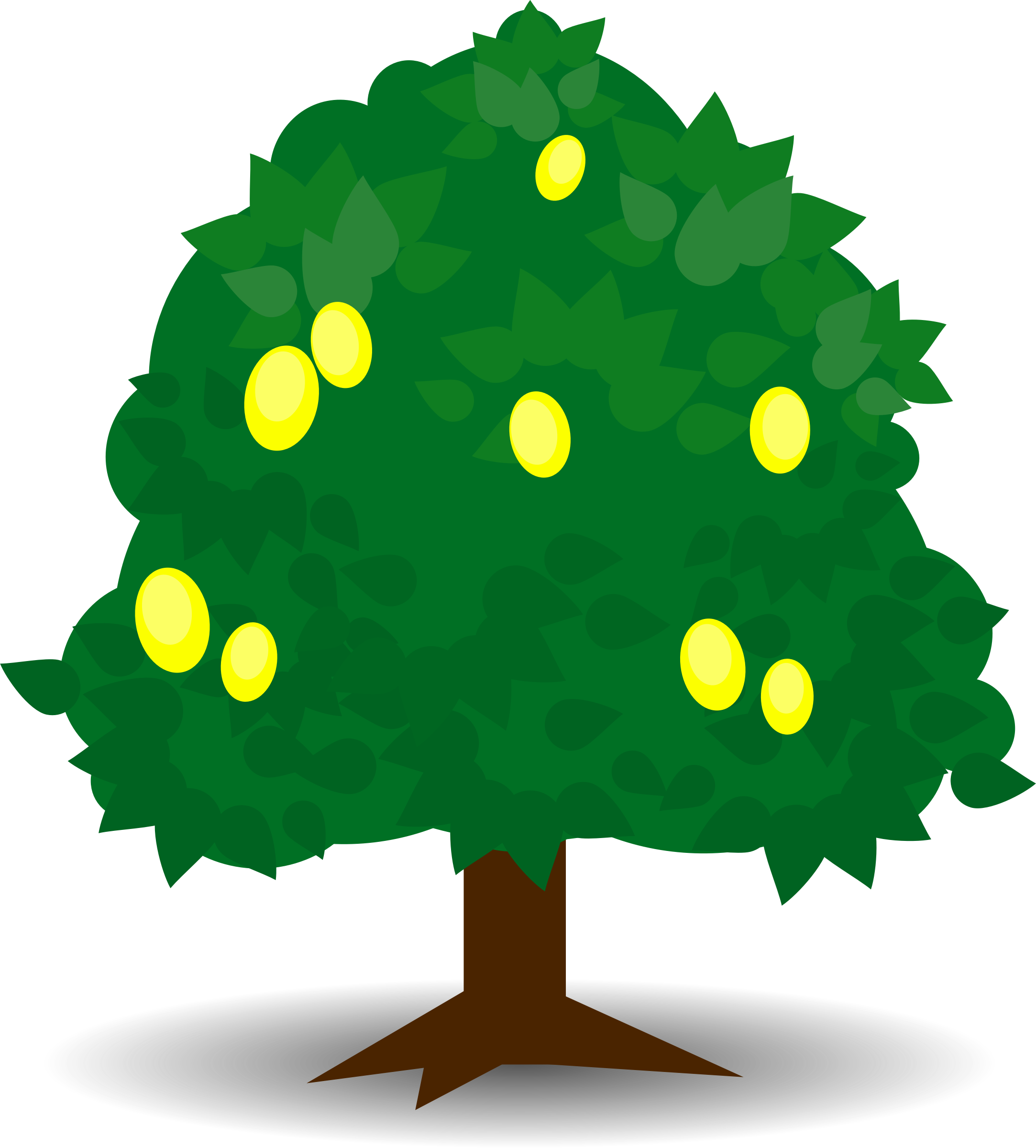 Lemon clipart lemon tree. Big image png