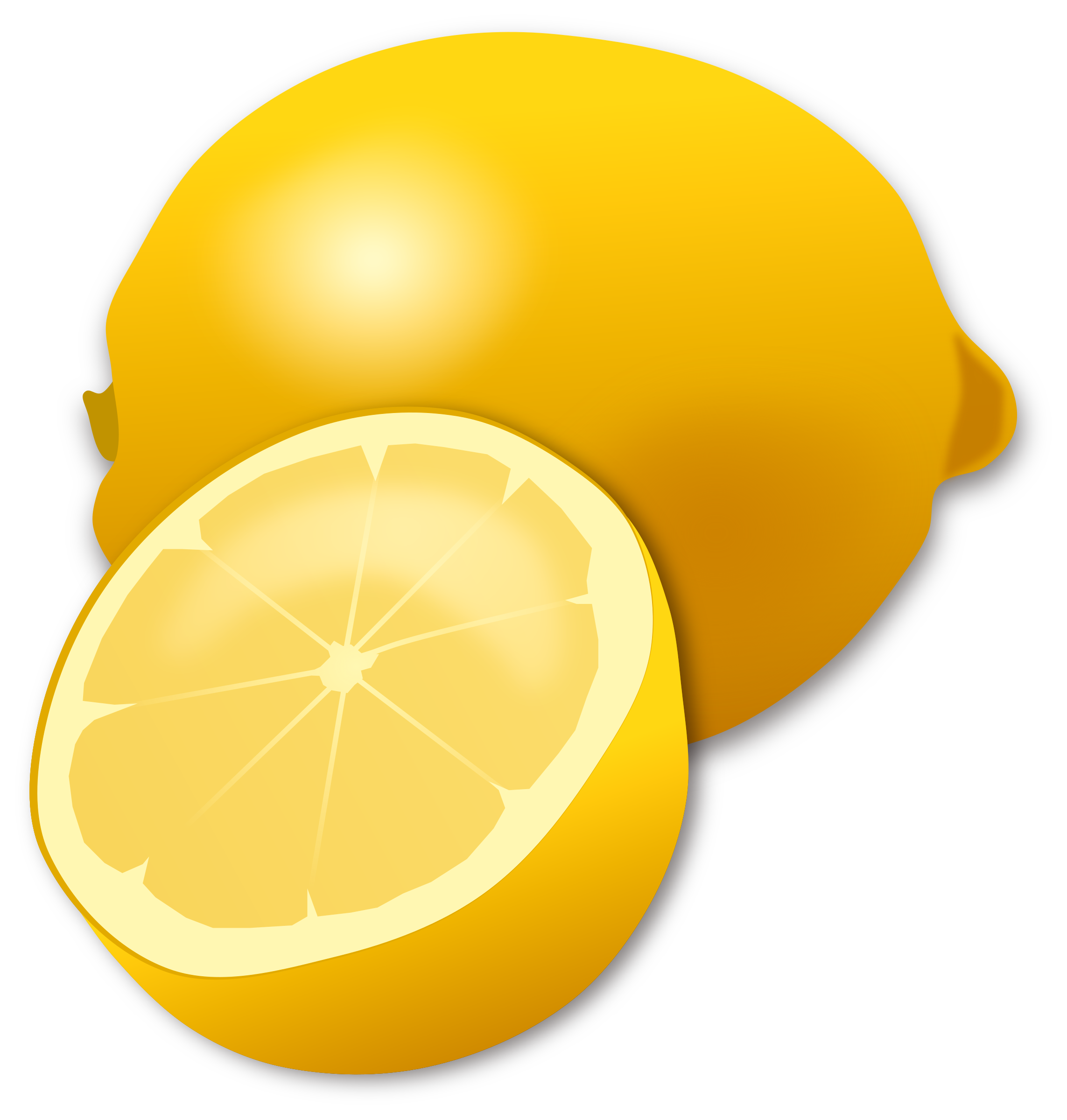 Lemon clipart sun. Png gallery isolated images