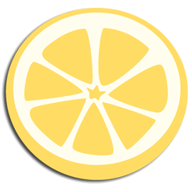 Lemon clipart svg. Free file for cutting