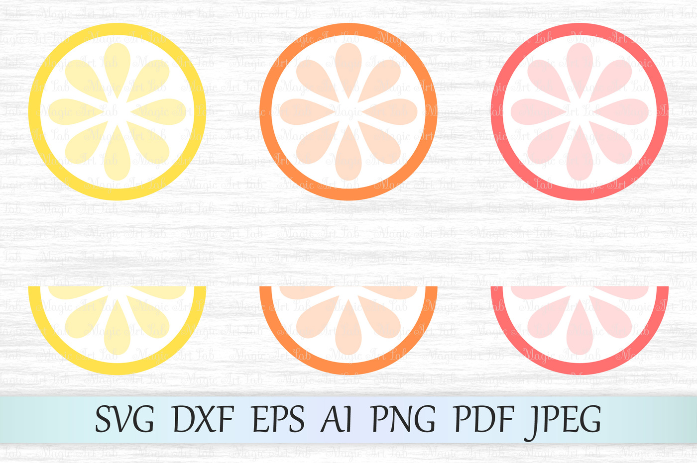 Lemon clipart svg. Fruit slice cut file