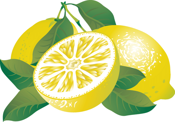 Lemon clipart vintage. Clip art of citrus