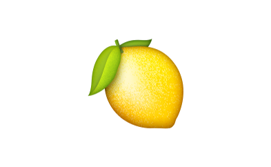 Lemon emoji png. Images in collection page