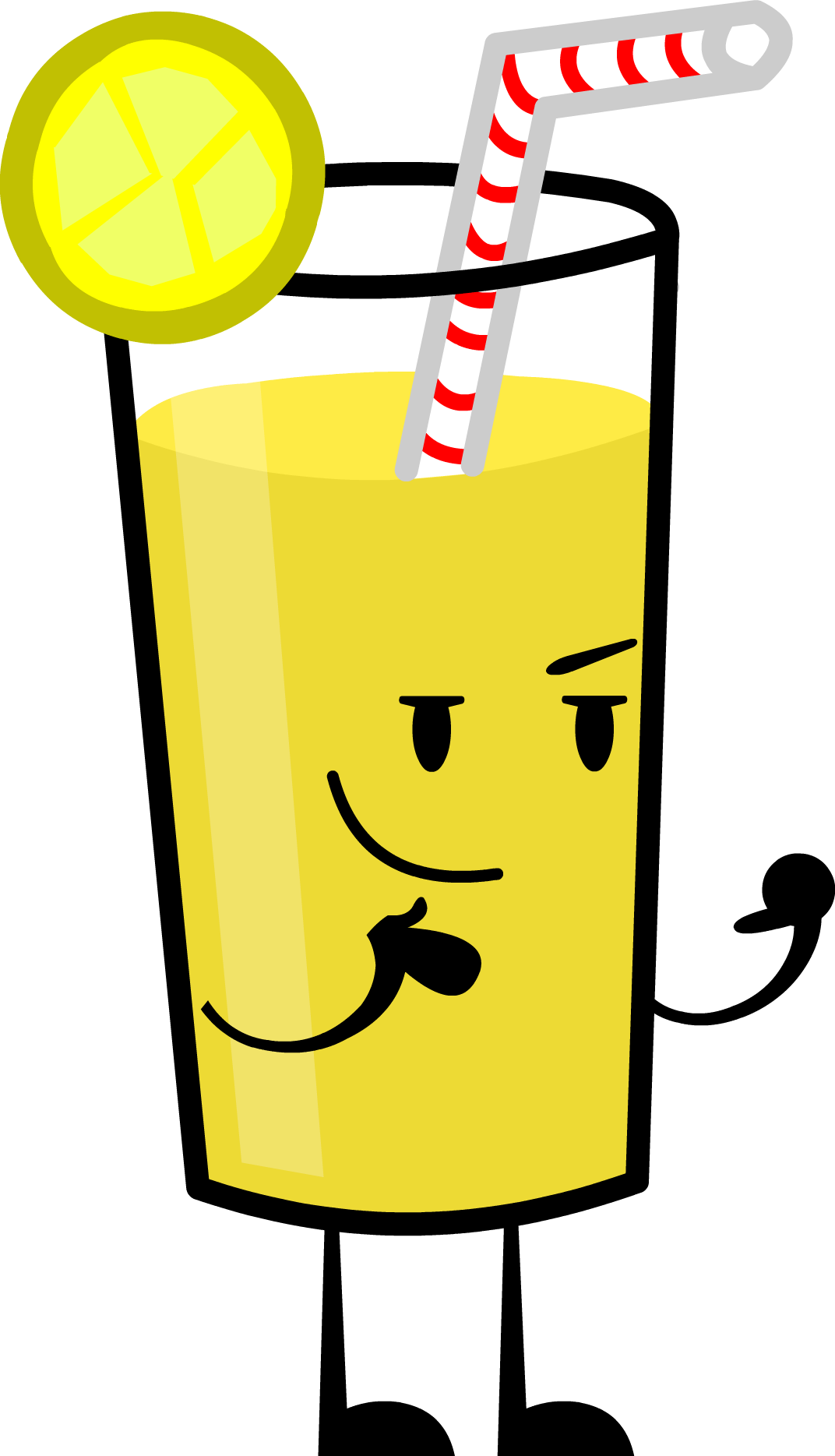 Lemonade png image. New pose the land