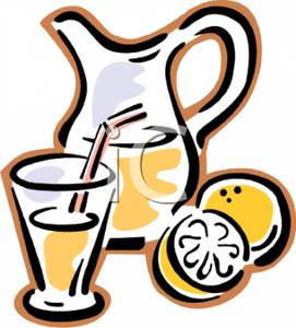 lemonade clipart fresh lemonade