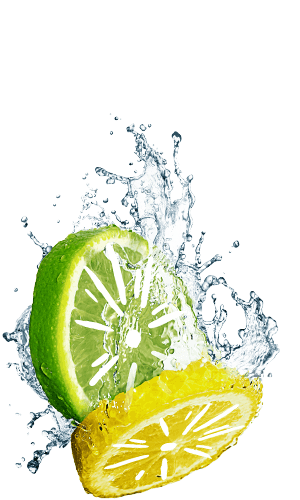 Lemon and lime png. Sierra mist made with
