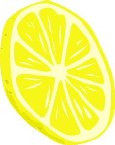 lemons clipart lemon drop