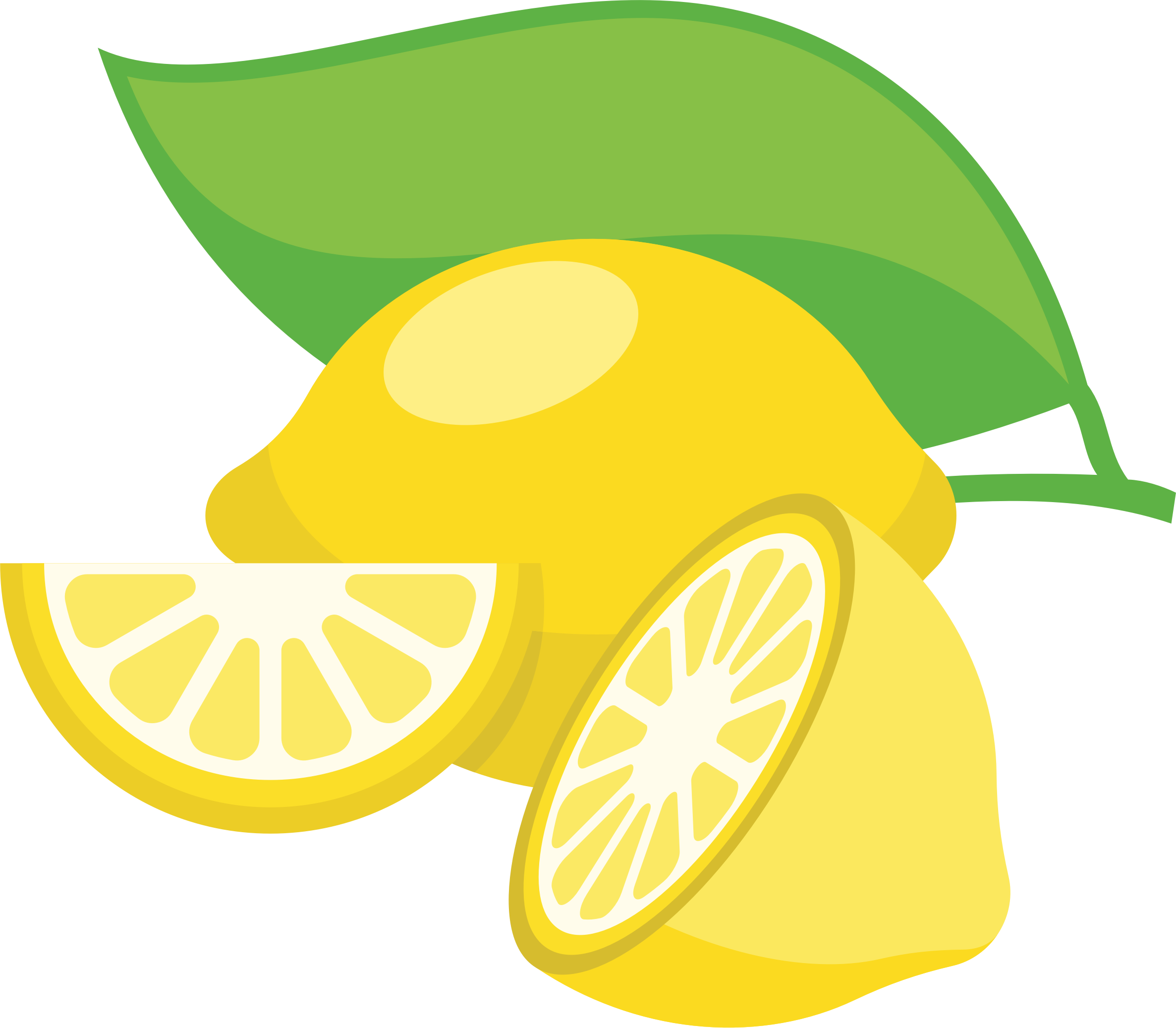limon vector lemon tree