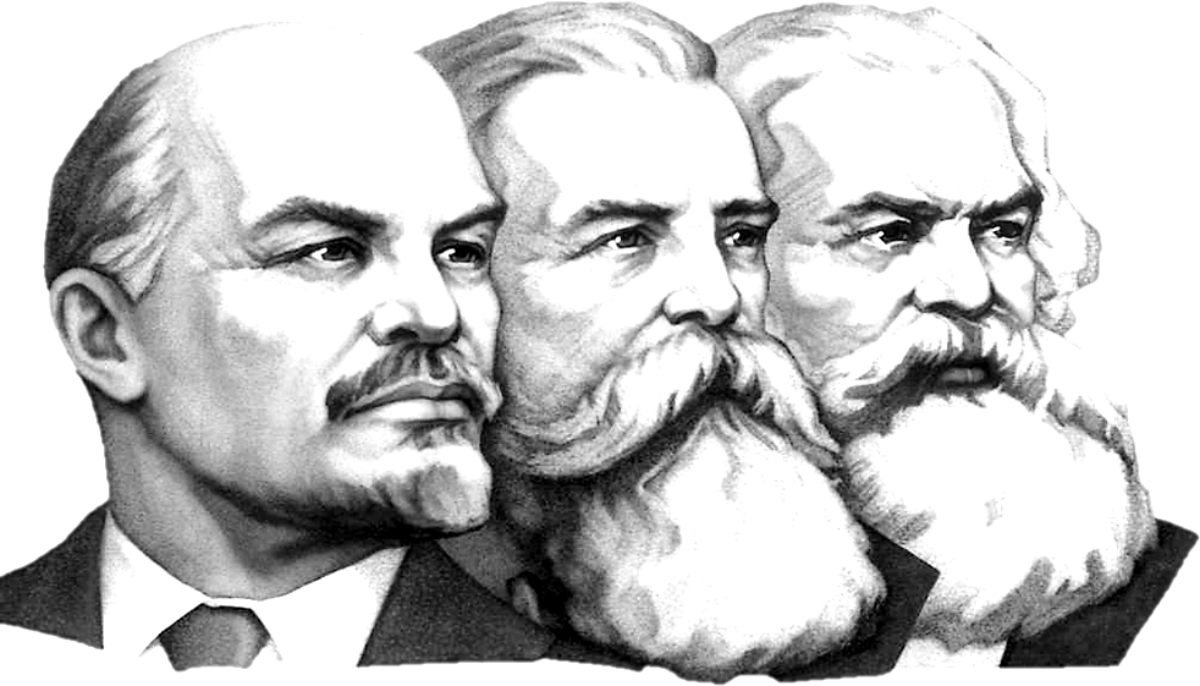 Lenin drawing. Png images free download