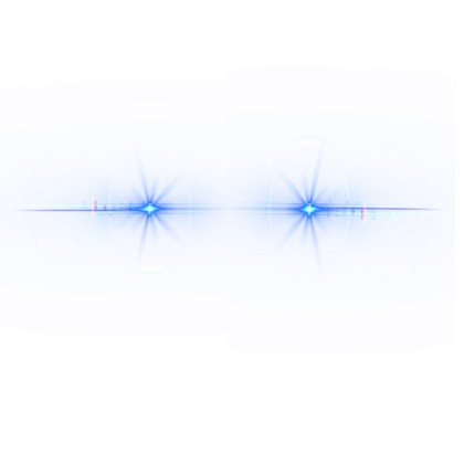 Lens flare eyes png. Small flares blue