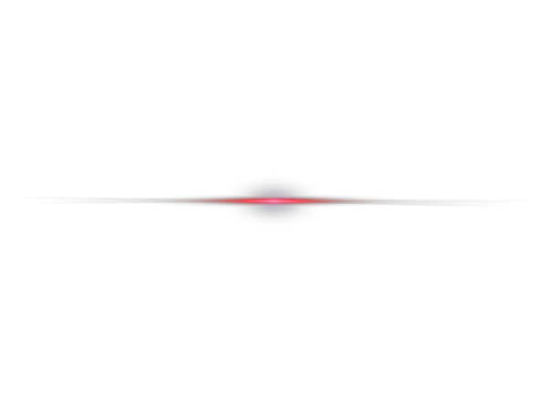 Lens flare red png. Transparent background made with