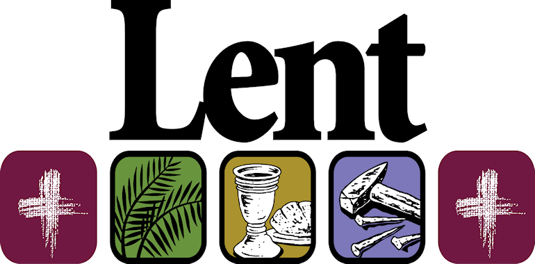 2018 clipart lent. Our lady of the