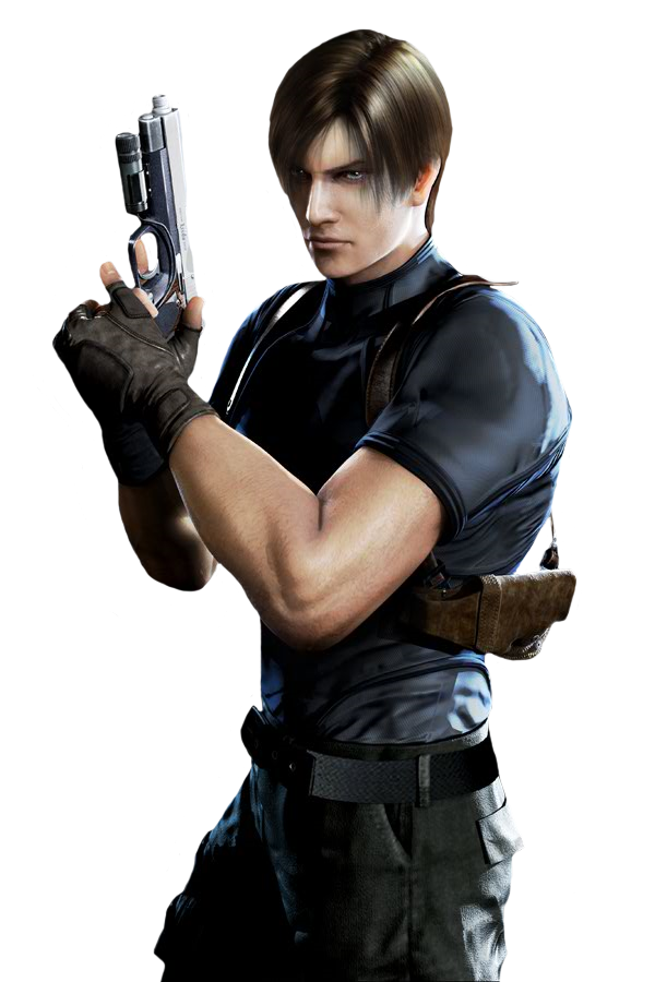 Leon resident evil png. Kennedy re degeneration by