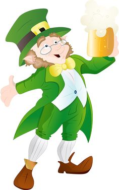 Leprechaun clipart beer png. With st patricks day