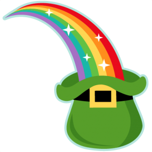cauldron svg leprechaun