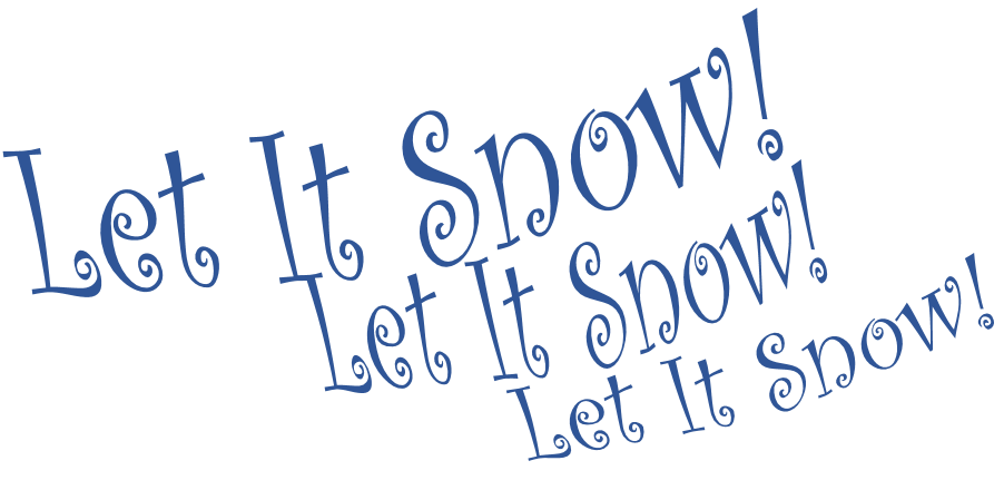 Let it snow png. Vectric forum view topic