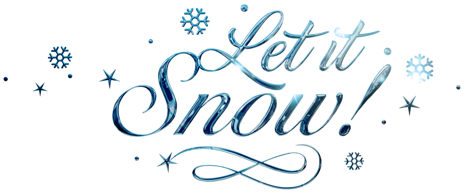 Let it snow png. Young writers