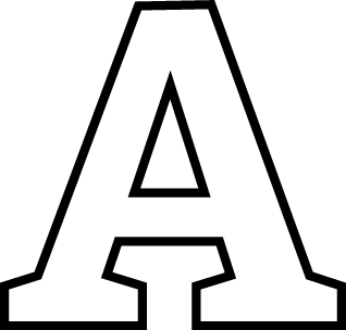 Letra a png. Image