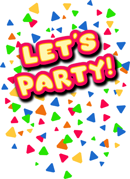 Lets party png. Five nights at freddy