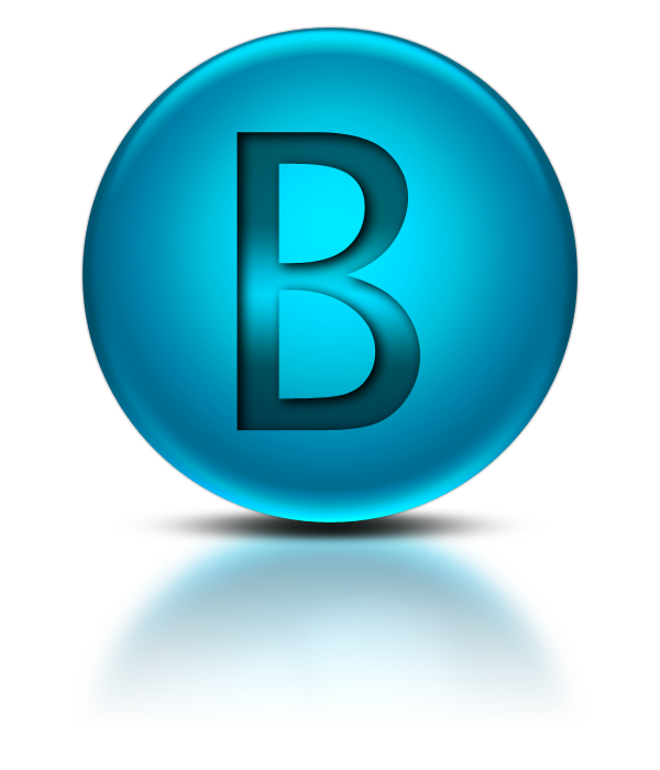 Letter b logo png. Save free icons and