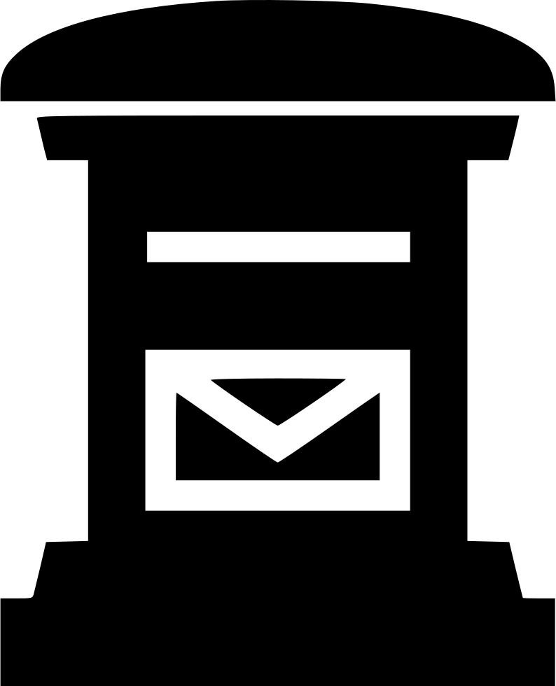 Letterbox png. Svg icon free download