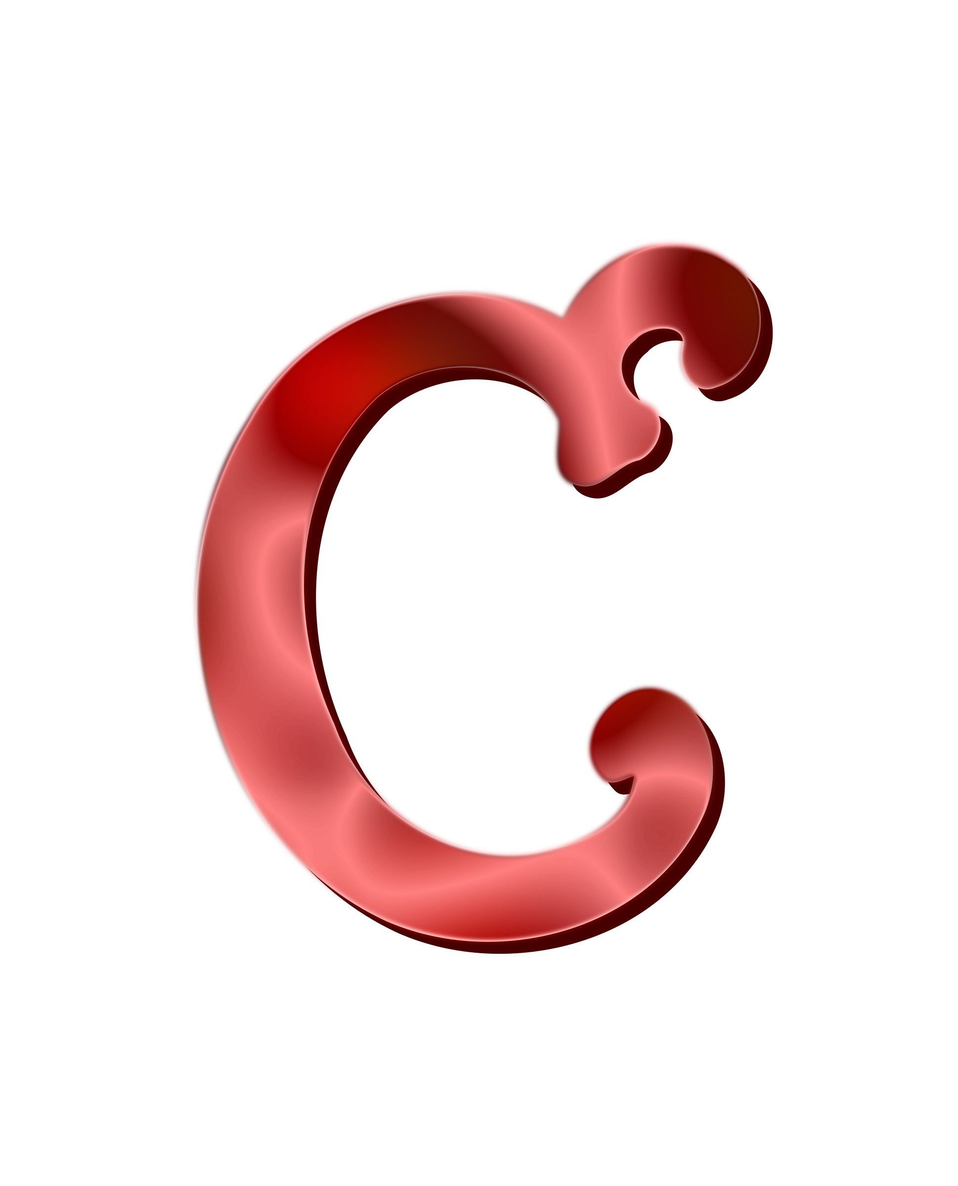 Letter c logo png. Alphabet icons free and