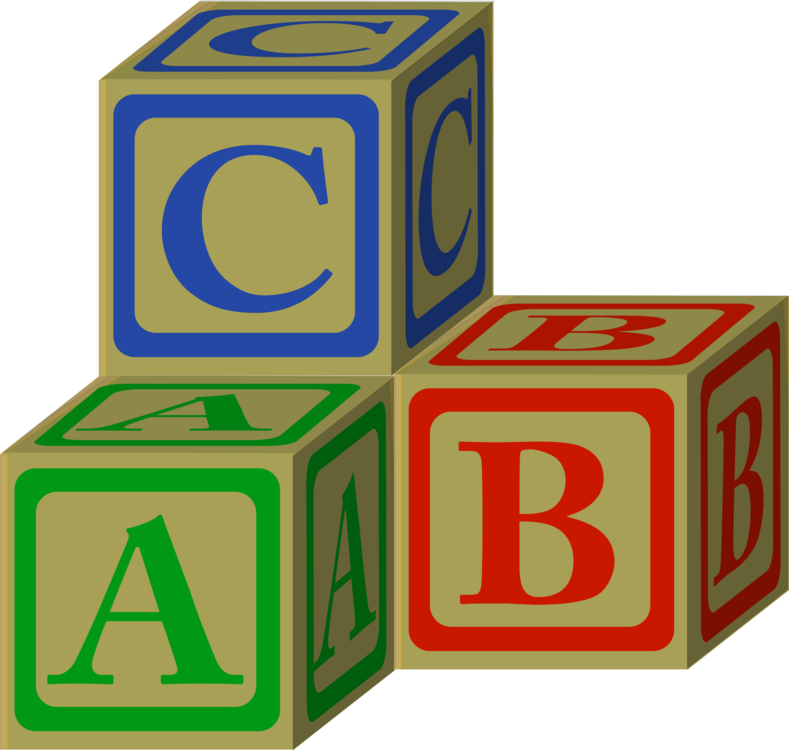 B drawing block letter. Toy computer icons download