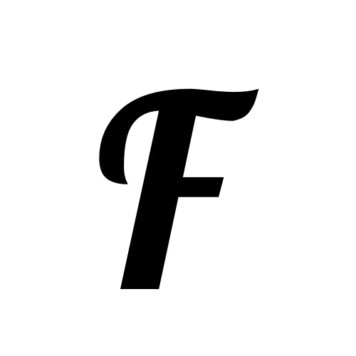 Vector f letter. Png image background arts
