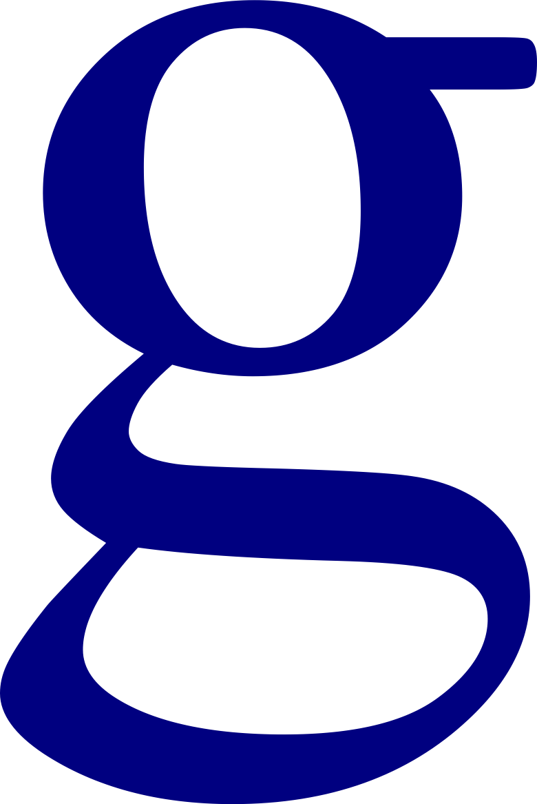 Letter g png. File lowercase wikipedia filelowercase