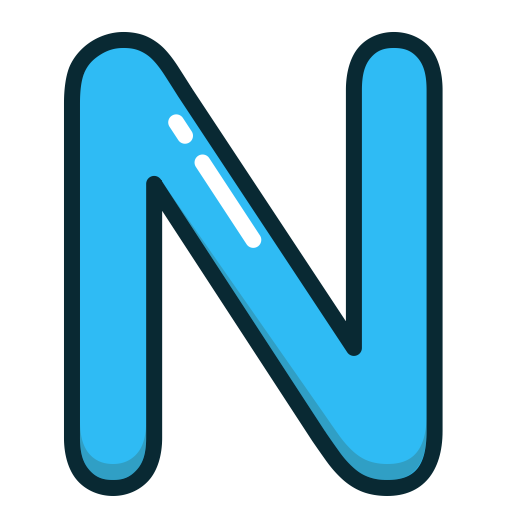 Letter n png. High quality image arts