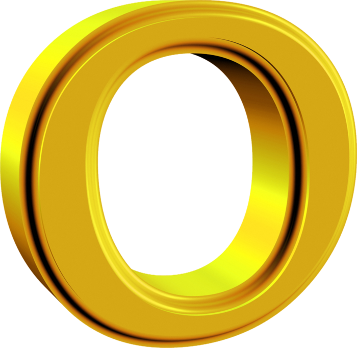 Letter o png. Free download arts