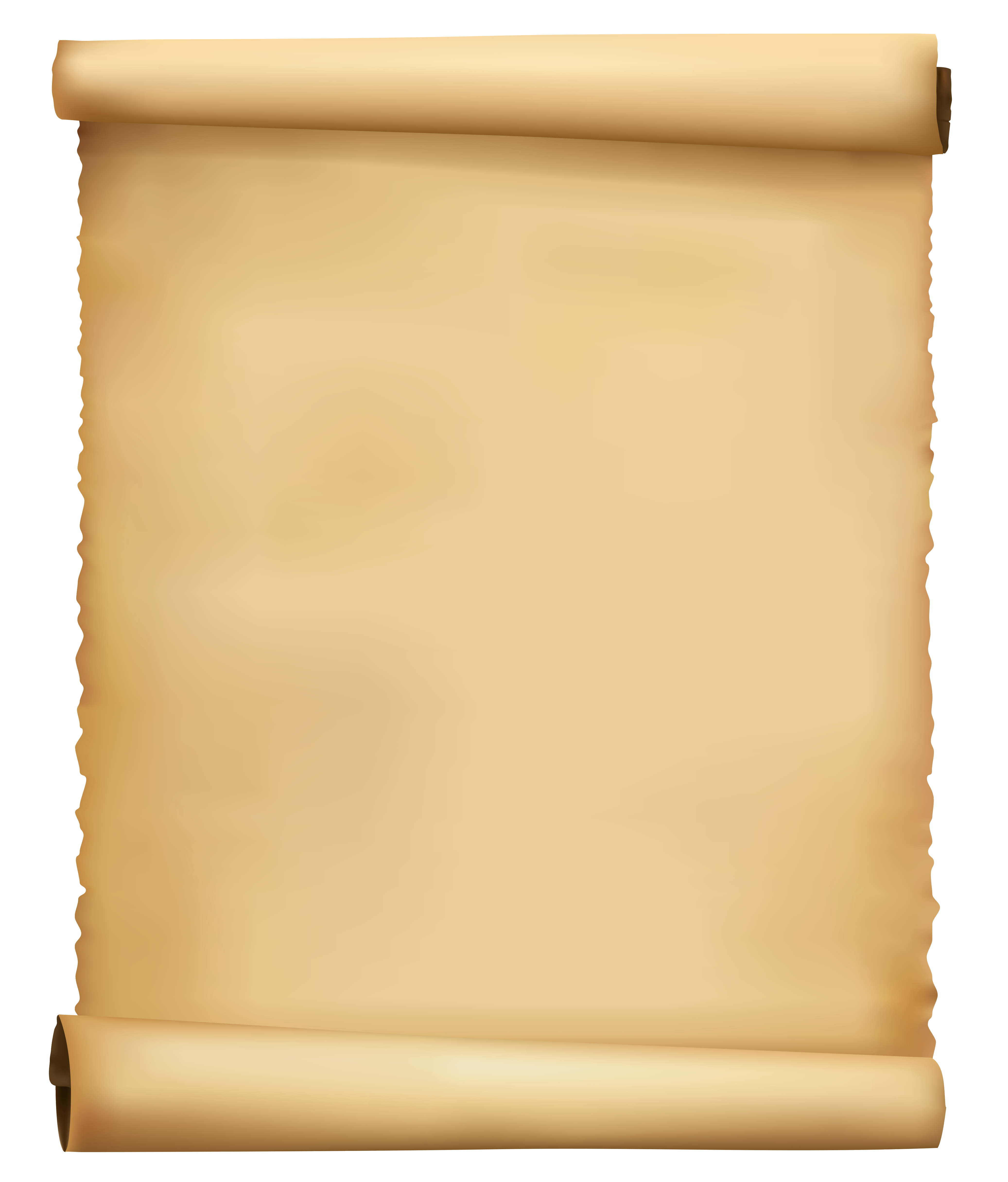 Letter paper png. Scrolled ancient clipart image