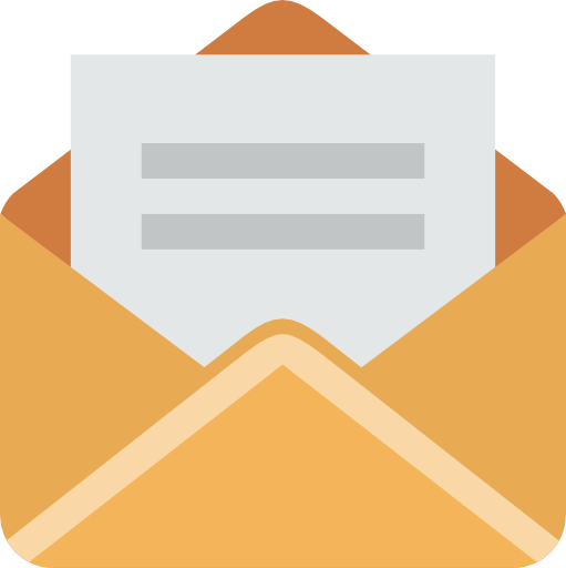 Letters mail png. Open letter icon free