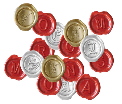 Letter seals png. Wax seal factory the