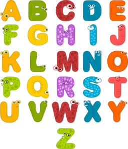 Abc letters png. Free cliparts download clip