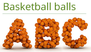 Letters clipart basketball. Font com catalog all