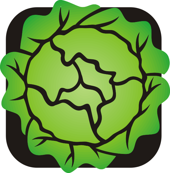 Salad clipart animated. Lettuce clip art library