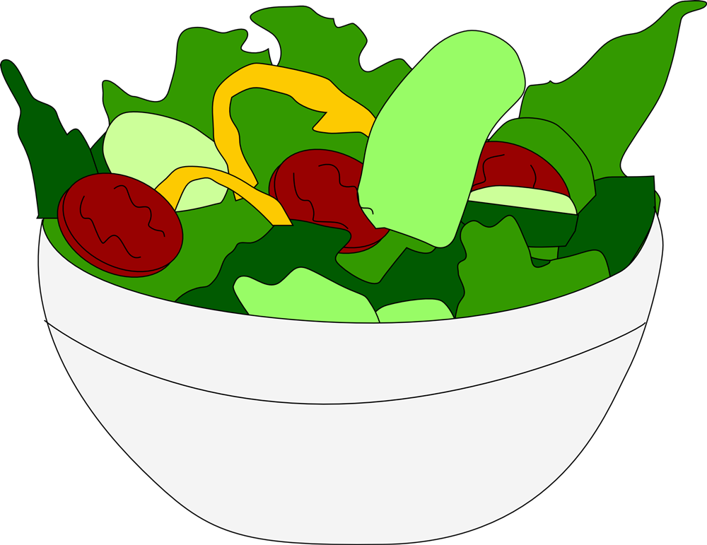 Salad clipart diet. Free cliparts download clip