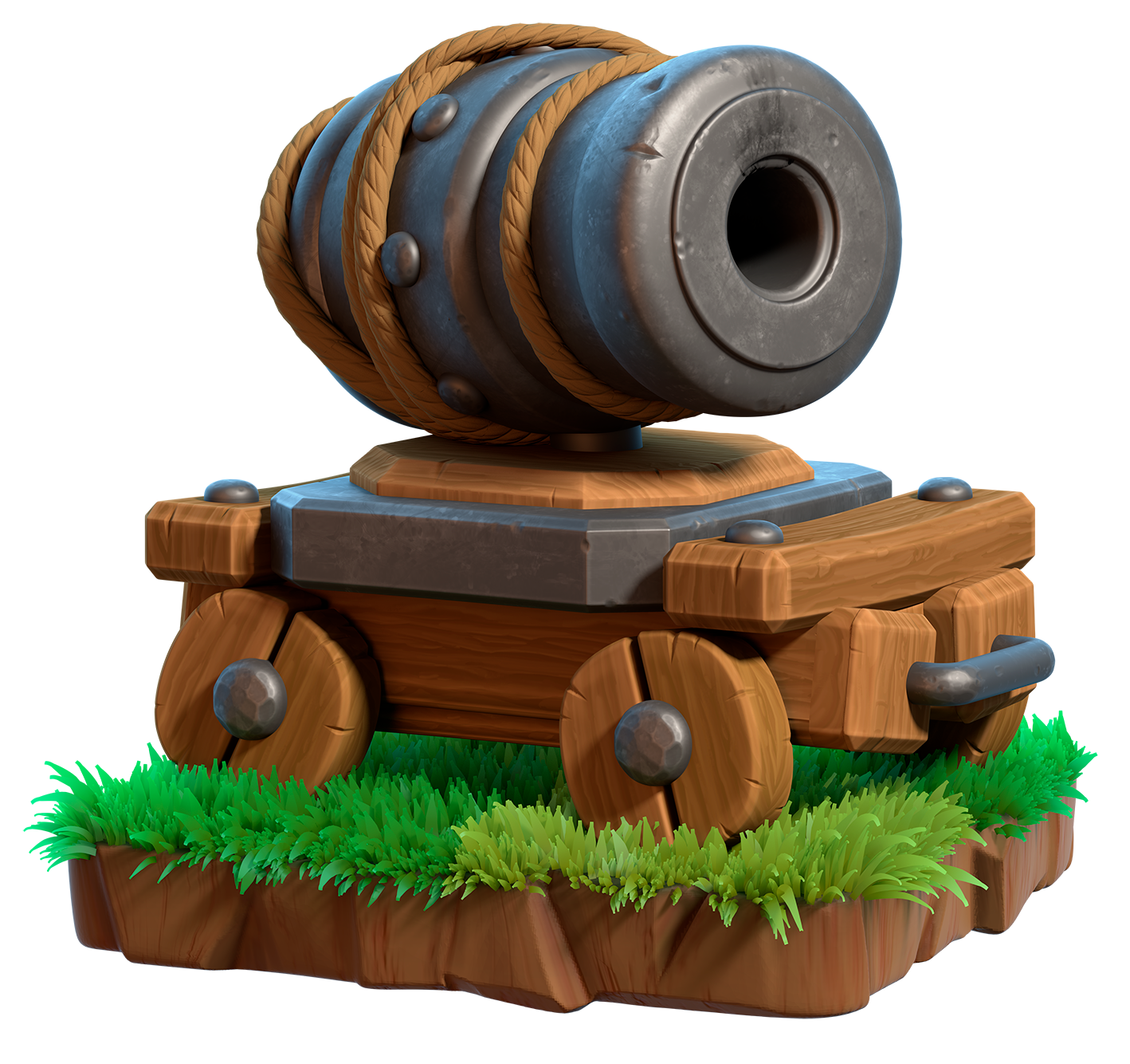 cannon cart png