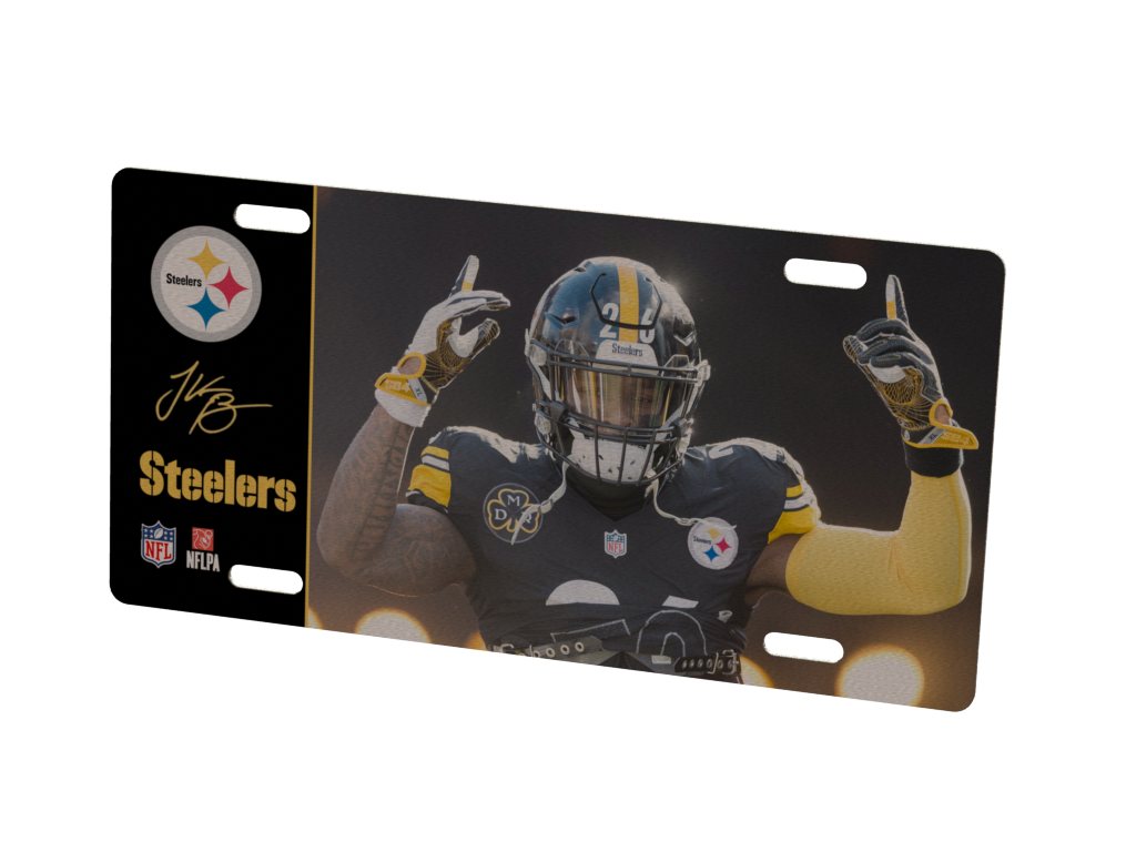 Pittsburgh steelers le veon. Levon bell png jpg black and white