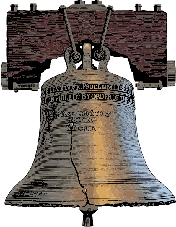 philly bell png