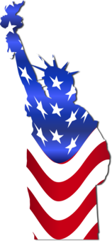 Liberty clipart royalty free. Computer icons statue of