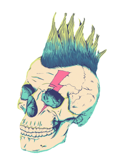 Mohawk Vector Punk Transparent Png Clipart Free Download Ya