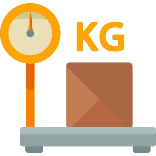 Libra vector weighing scale. Weight free icons designed