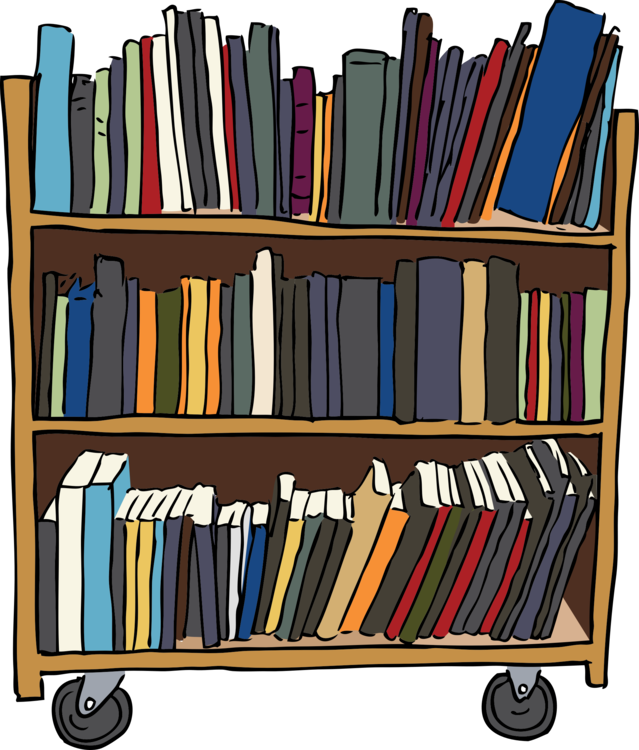 Bookshelf clipart bibliotheque. Howe memorial library central