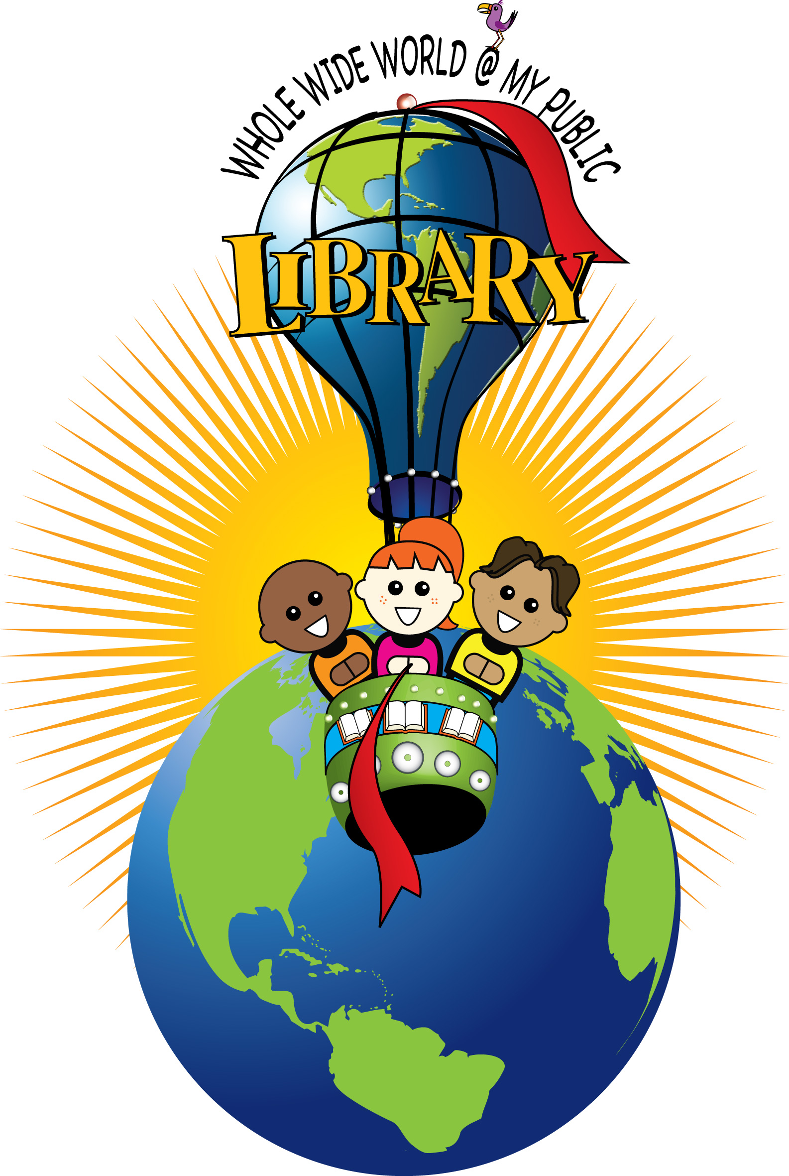 Library clipart library class. Free of a librarian