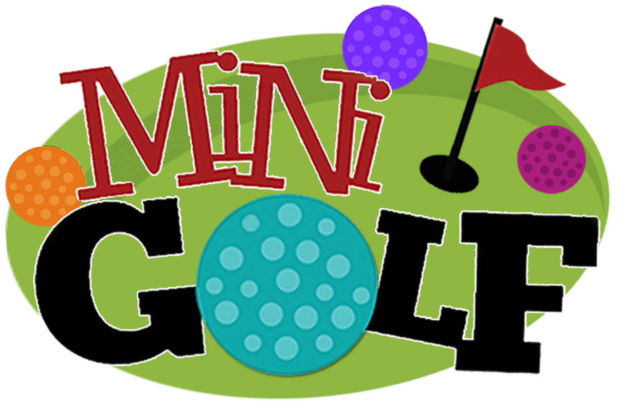 Library clipart mini library. Links golf our hole