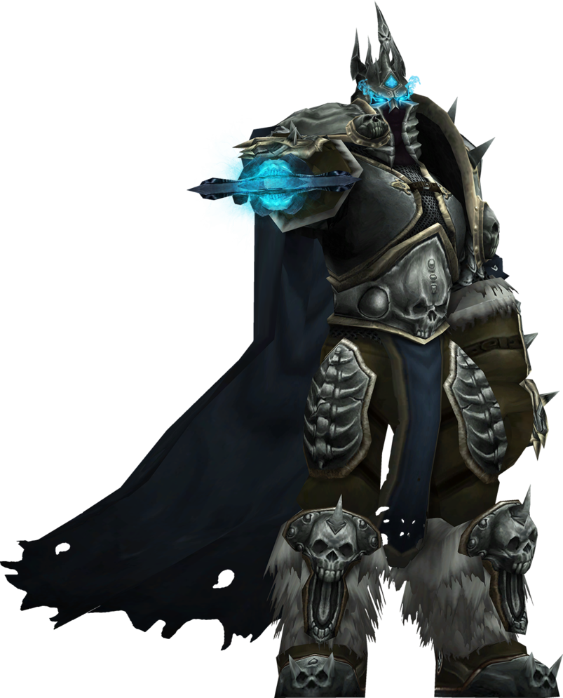 Warcraft movie png. Image the lich king