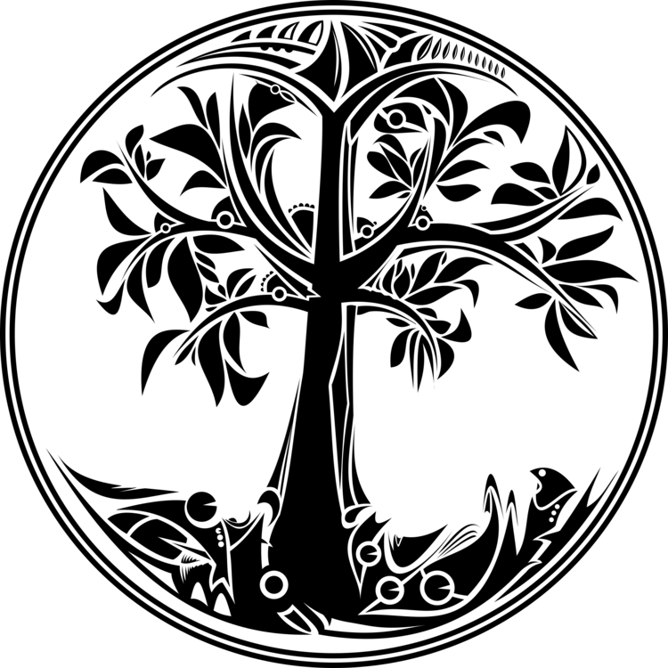 Life clipart life symbol. Computer icons tree of